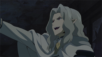 Owari no Seraph - unnamed vampire