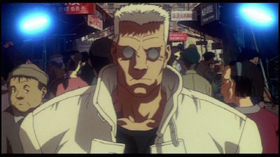 Ghost in the Shell Batou