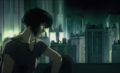 Ghost in the Shell Major Ghost