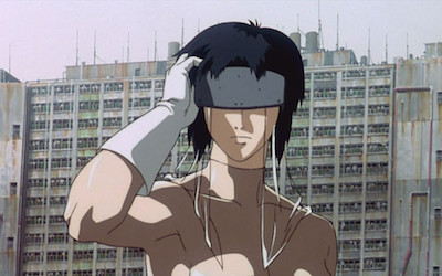 Ghost in the Shell Wires
