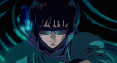 Ghost in the Shell Major Motoko Kusanagi Sunglasses
