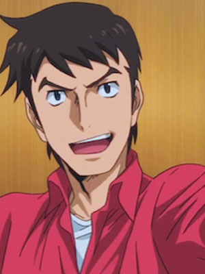 Gundam Build Fighters: Takeshi Iori