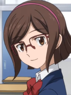 Gundam Build Fighters: China Kousaka