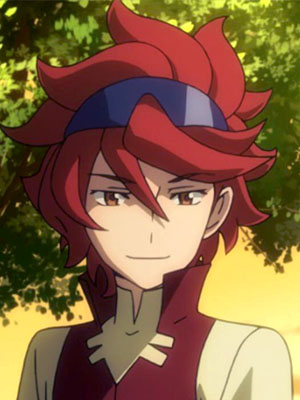 Gundam Build Fighters: Reiji
