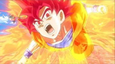Dragon Ball Super Son Goku 2