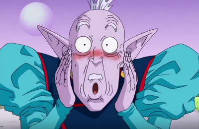 Dragon Ball Super Elder Kai