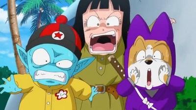 Dragon Ball Super Pilaf, Mai & Shu