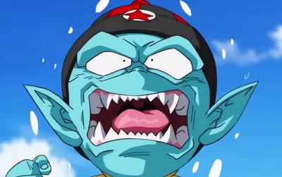 Dragon Ball Super Pilaf