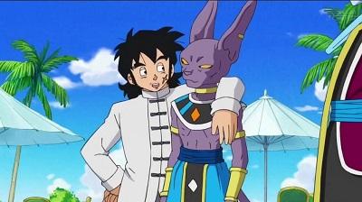 Dragon Ball Super Yamcha & Beerus
