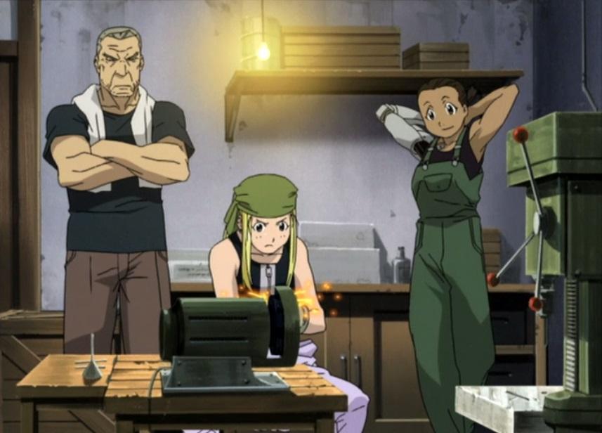 Fullmetal Alchemist Anyone