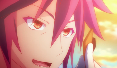 No Game No Life Sora 2