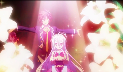 No Game No Life Sora 4