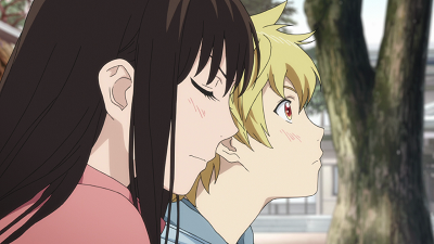 Noragami anime Iki Hiyori Phantom Ayakashi