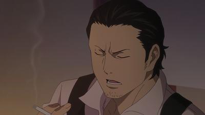Noragami anime Daikoku Regalia