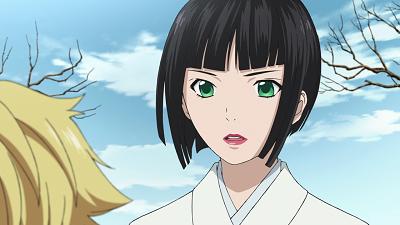 Noragami anime Tomone Regalia