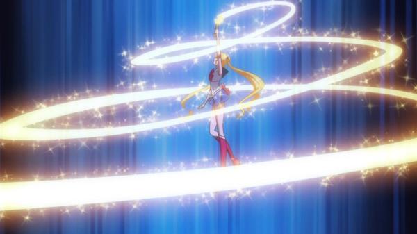 Bishoujo Senshi Sailor Moon: Crystal Items/Gadgets Moon Stick