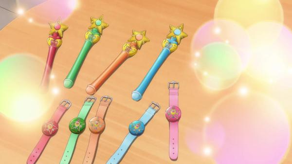 Bishoujo Senshi Sailor Moon: Crystal Items/Gadgets Communicators