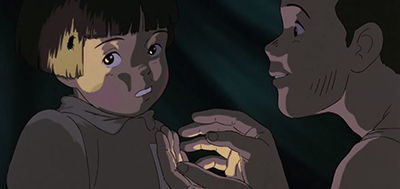 Grave of the Fireflies Setsuko and Seita