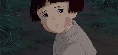 Grave of the Fireflies Setsuko