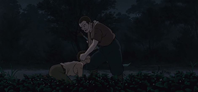 Grave of the Fireflies Seita
