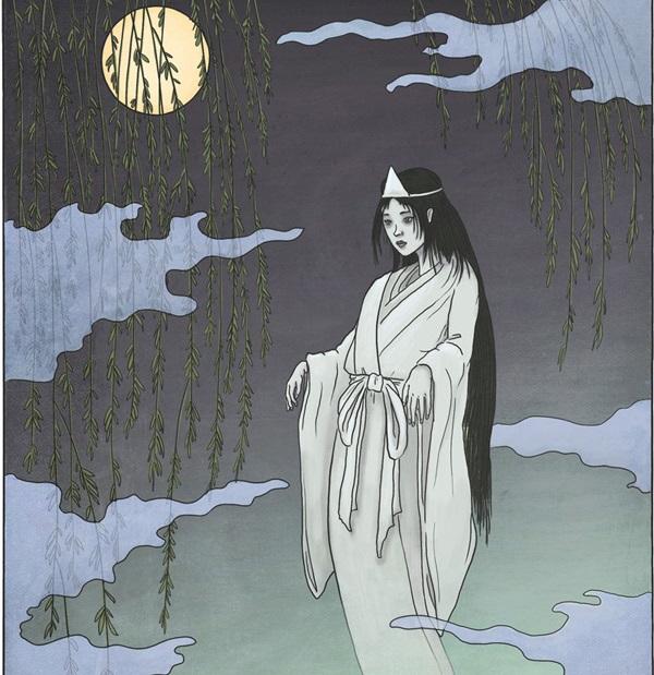 Japanese Folktales: Yurei