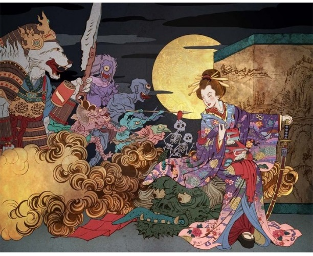 Japanese Folklore: Introduction