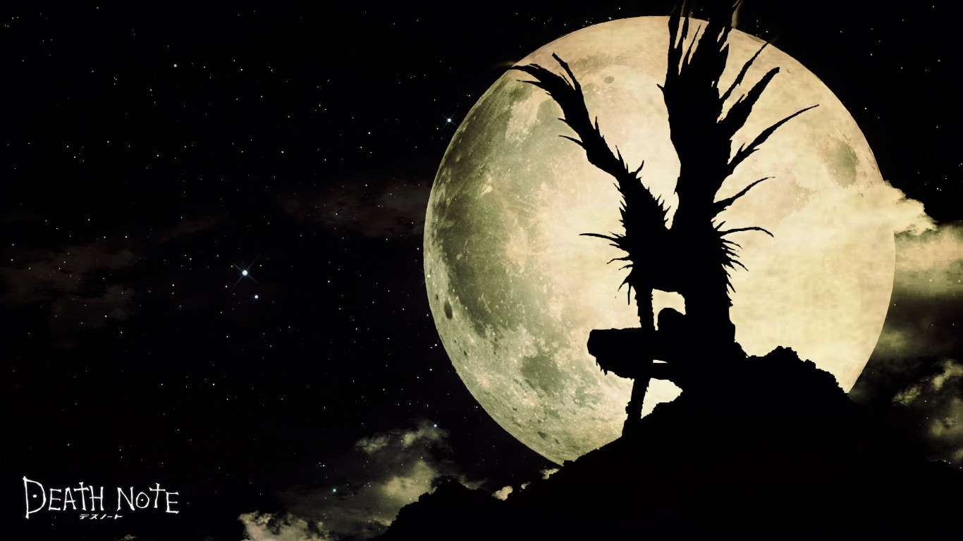 Death Note Moon