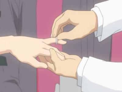 Clannad Yusuke Yoshino and Kouko Ibuki