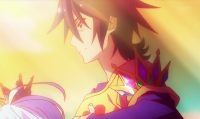 No Game No Life Sora 7