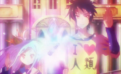 No Game No Life Sora 8