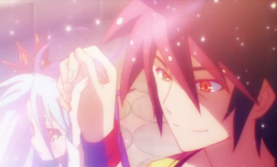 No Game No Life Sora 9