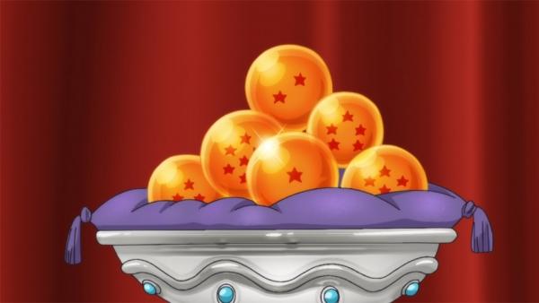 Dragon Ball Super Dragon Balls