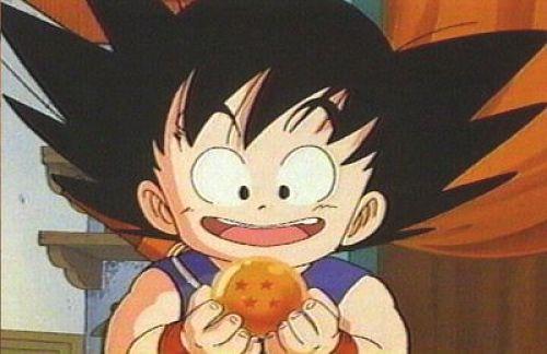 Dragon Ball Z_GokuWithBall