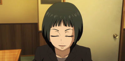 Shirobako Mari Tateo