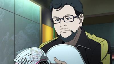 Shirobako Mitsuaki Kanno