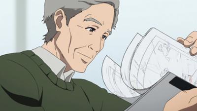 Shirobako Shigeru Sugie