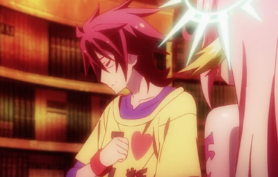 No Game No Life Sora 11