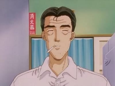 Initial D Bunta Fujiwara