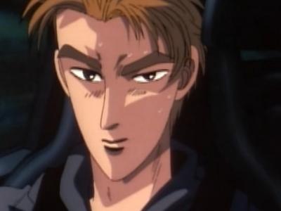Initial D Keisuke Takahashi