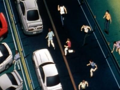 Initial D Race