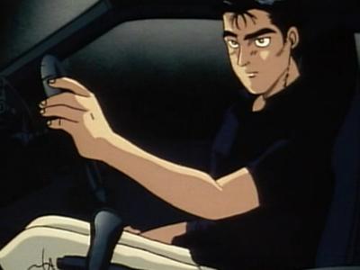 Initial D Takashi Nakazato