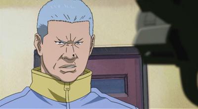 Gantz Kosuke Nakajima