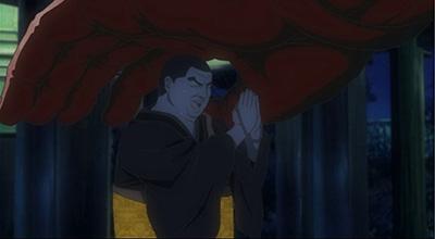 Gantz Muso Tokugawa