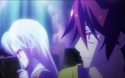 No Game No Life Sora 13