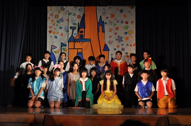 Bunkasai School Play