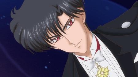Bishoujo Senshi Sailor Moon Crystal Tuxedo Mask