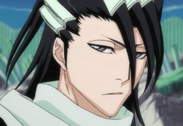 Bleach Byakuya