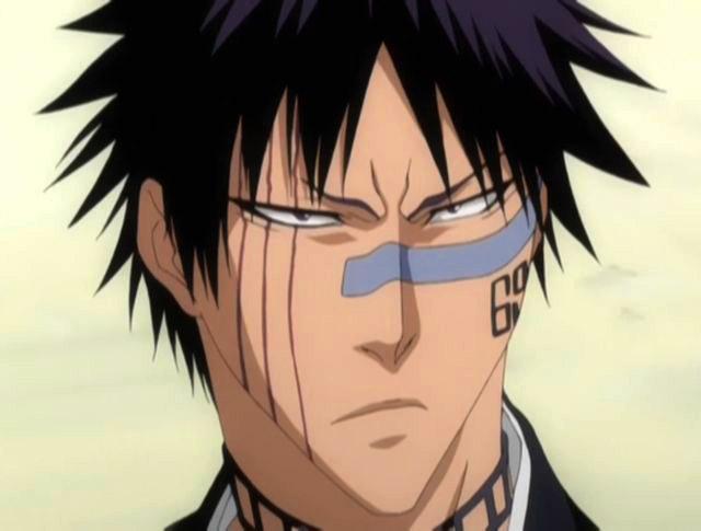 Bleach Hisagi