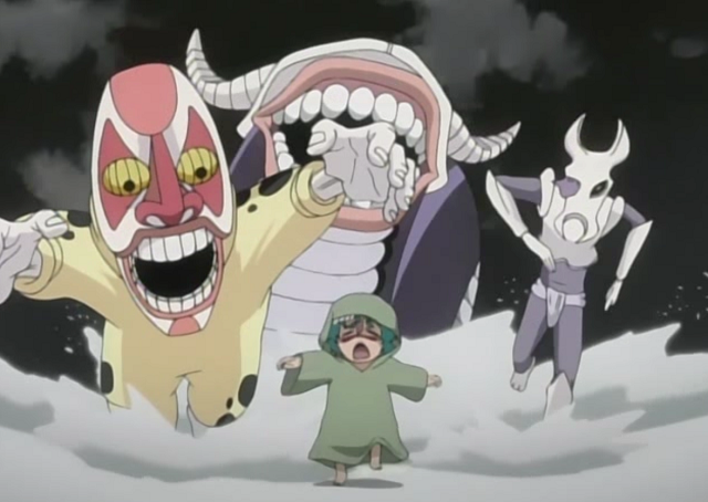 Bleach Nel and Friends