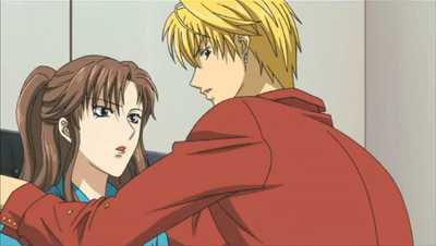 Skip Beat - Shoutarou Fuwa & Shouko Aki
